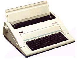 Nakajima WPT-150 Typewriter
