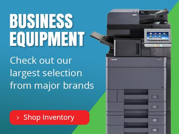 Shop Business Equipment