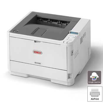 Oki Data B412dn/B432dn Printer