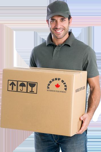 FCBE Delivery Technician