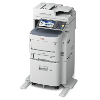 OkiData MPS 3537 MFP 2 tray and Stand  $995 ,Base model $695