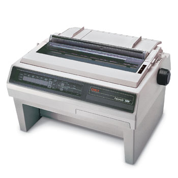 Oki Data PACEMARK 3410 Printer